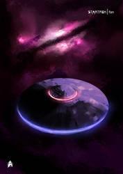 startrek universe 2 FAN ART by johantri