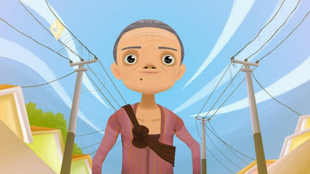 Si Nini Animated Short