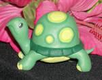 FIM Friendship is Magic  Tank  Tortoise sculpture by MadPonyScientist