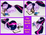 Filly TWILIGHT SPARKLE and SMARTY PANTS custom
