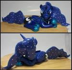15 inch Princess Luna  GENUINE SWAROVSKI CRYSTALS