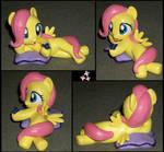 Filly Fluttershy Pillow Pony