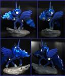 Princess Luna custom sculpture