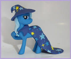 Trixie Pony sculpture commission 2