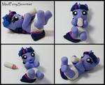 Twilight Sparkle Bottle Baby