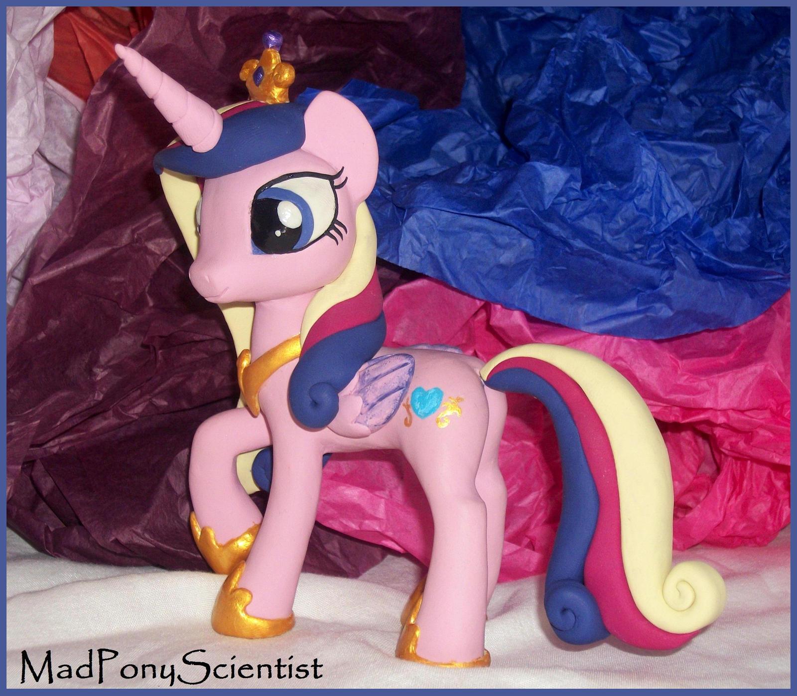 Princess Cadance by MadPonyScientist