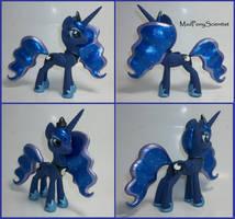 Princess Luna 2 by MadPonyScientist