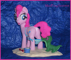 Pinkie Pie Copperpony by MadPonyScientist