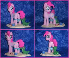 Pinkie Pie Copperpony 2 by MadPonyScientist
