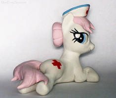 Nurse Redheart by MadPonyScientist