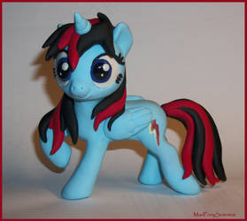 Ponysculptors 1st Pony Giveaway prize