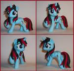 Ponysculptors 1st Pony giveaway prize 2