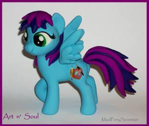 Art n' Soul  pony commission