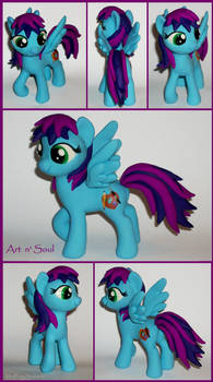 Art n' Soul  pony commission 2