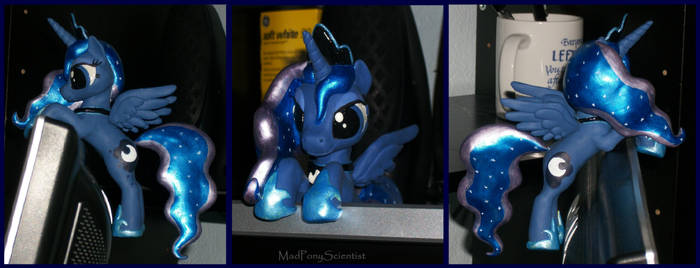 Princess Luna Monitor Hanger