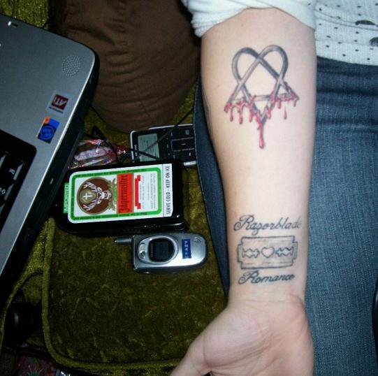 Aaa Razor Blade Pictures to Pin on Pinterest - TattoosKid