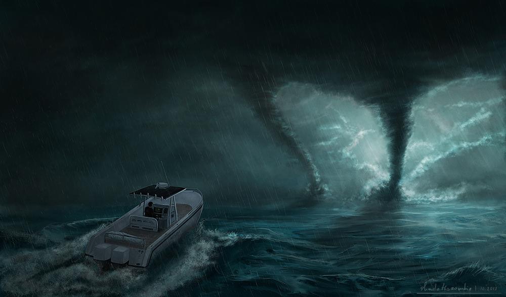 Return of the Dark Passenger by shadothezombie