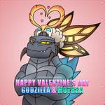 Godzilla's Valentine's Day Part 1