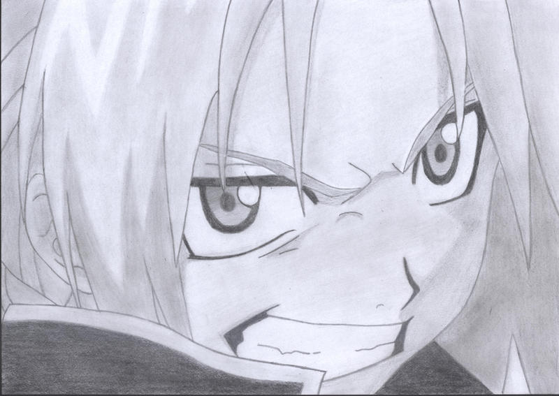 Edward Elric by OlciQ