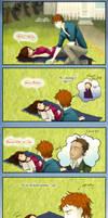 Bella dreams of Fabio? by palnk