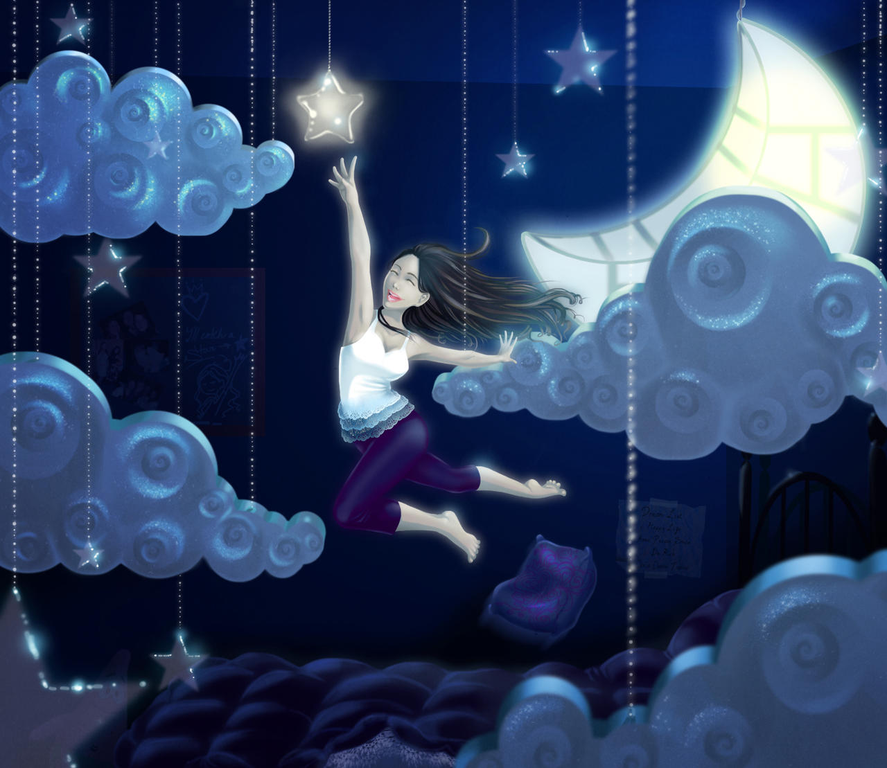 Dreams Dreams by palnk