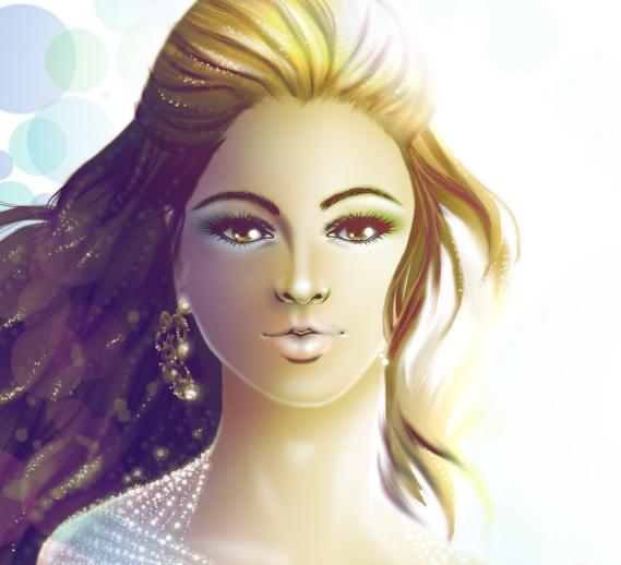 Beyonce by palnk