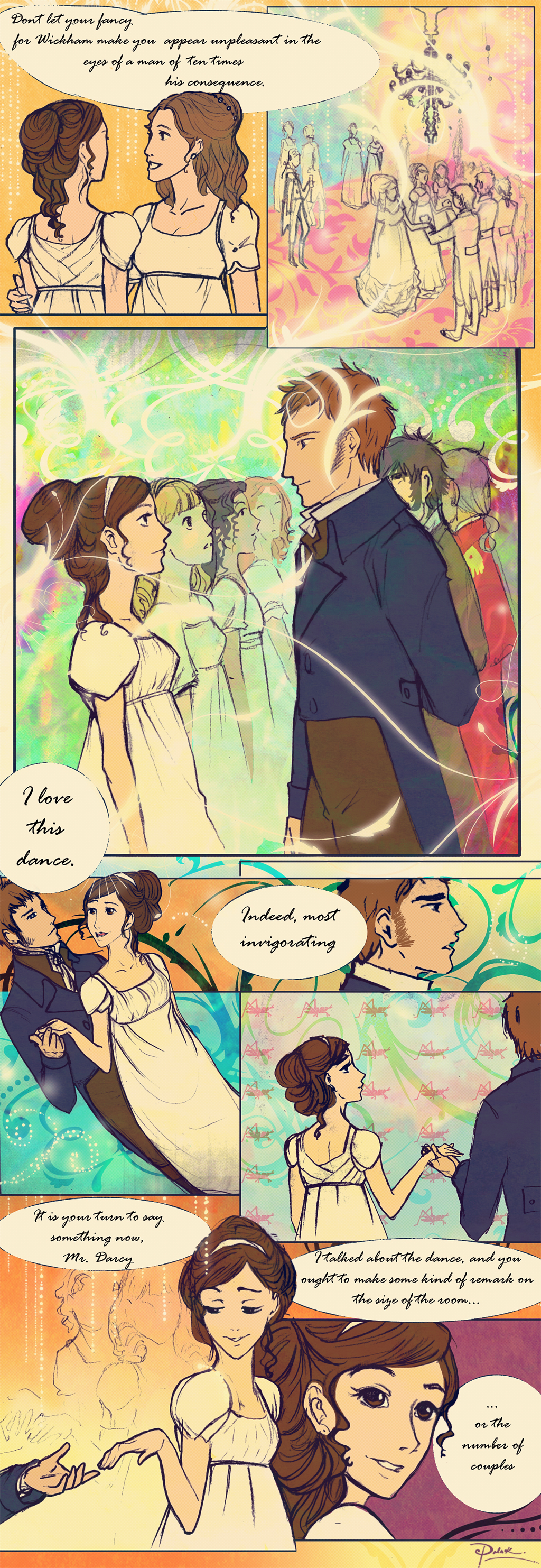 Netherfield ball page 2