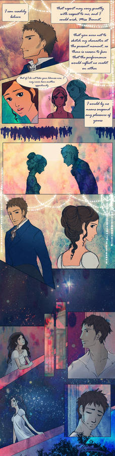 Netherfield ball scene page 6
