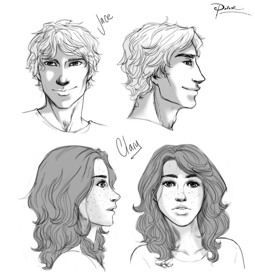 otp: jace x clary | Tumblr  |Jace And Clary Fan Art Tumblr