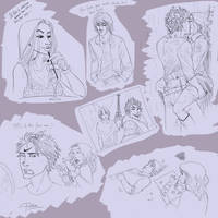 Mortal Instruments SPOILERS 2 by palnk