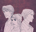 Infernal Devices Trio