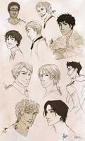 Mortal Infernal Boys
