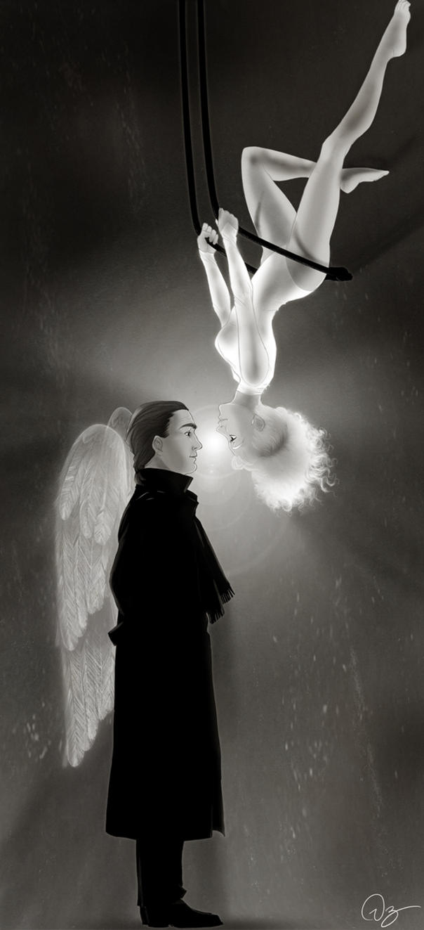 Wings of Desire by palnk