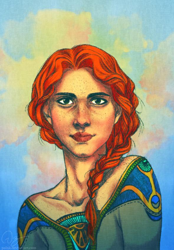 Woman 2 by palnk