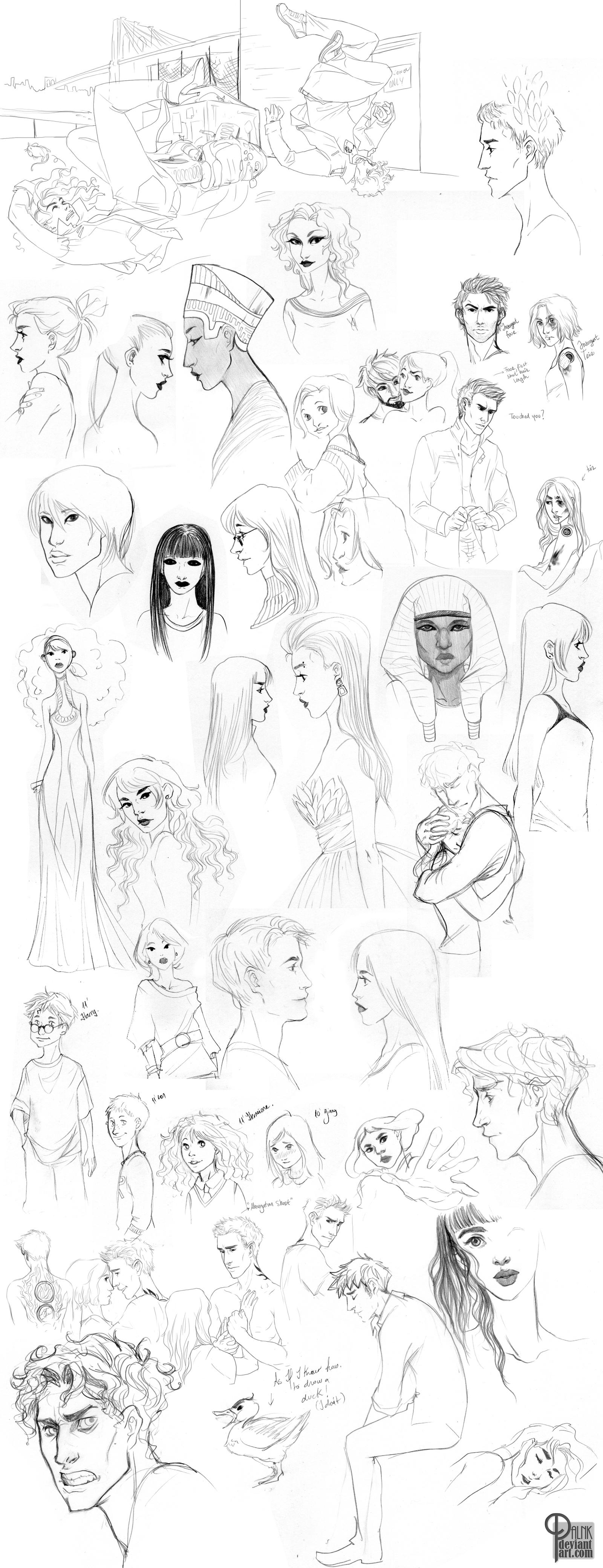 Sketchdump by palnk
