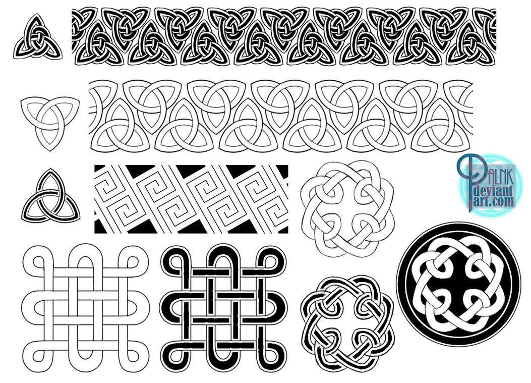 Celtic Resource Patterns by palnk on DeviantArt