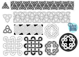 Celtic Resource Patterns by palnk