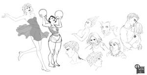 today's sketches