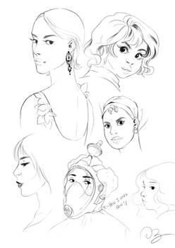 May Sketches