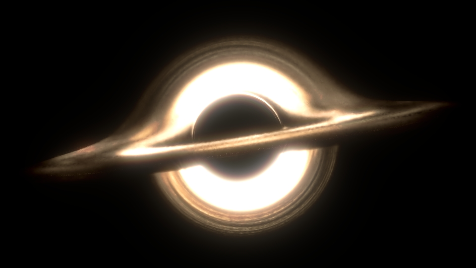Wip Of A Serius Black Hole by crepet9000