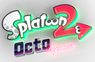 Octo expansion logo(Fixing background issue) by crepet9000