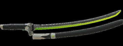 Genji Sword by crepet9000