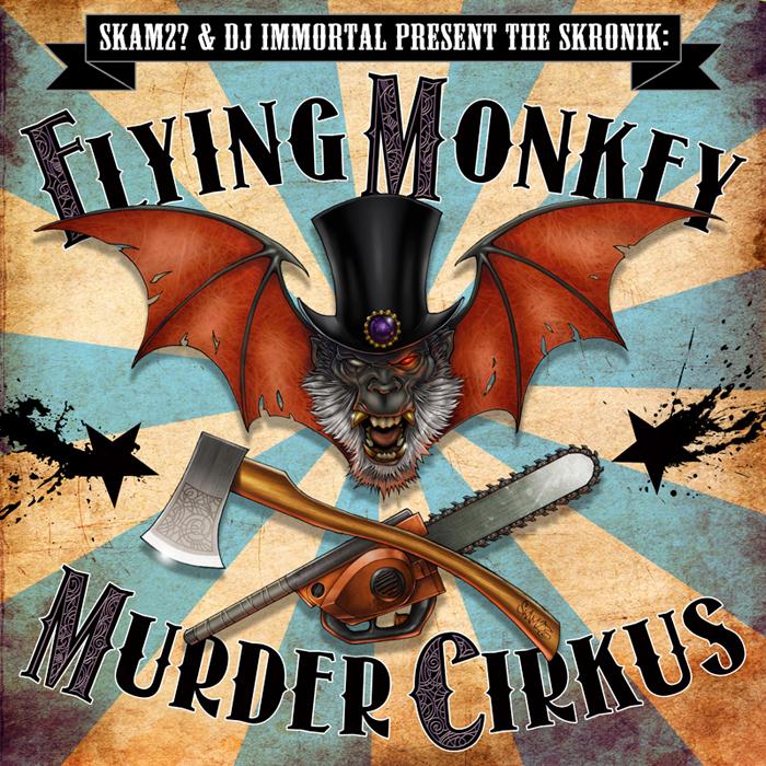 Flying Monkey Murder Cirkus by SKAM2