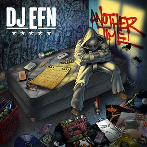 DJ EFN - Another Time LP cover art
