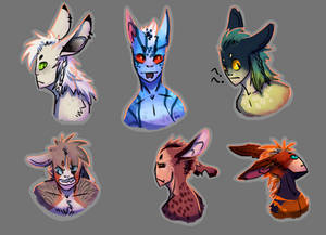 bunch o roos