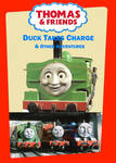 Duck Takes Charge Custom Cover