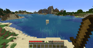Minecraft and Gravity XD