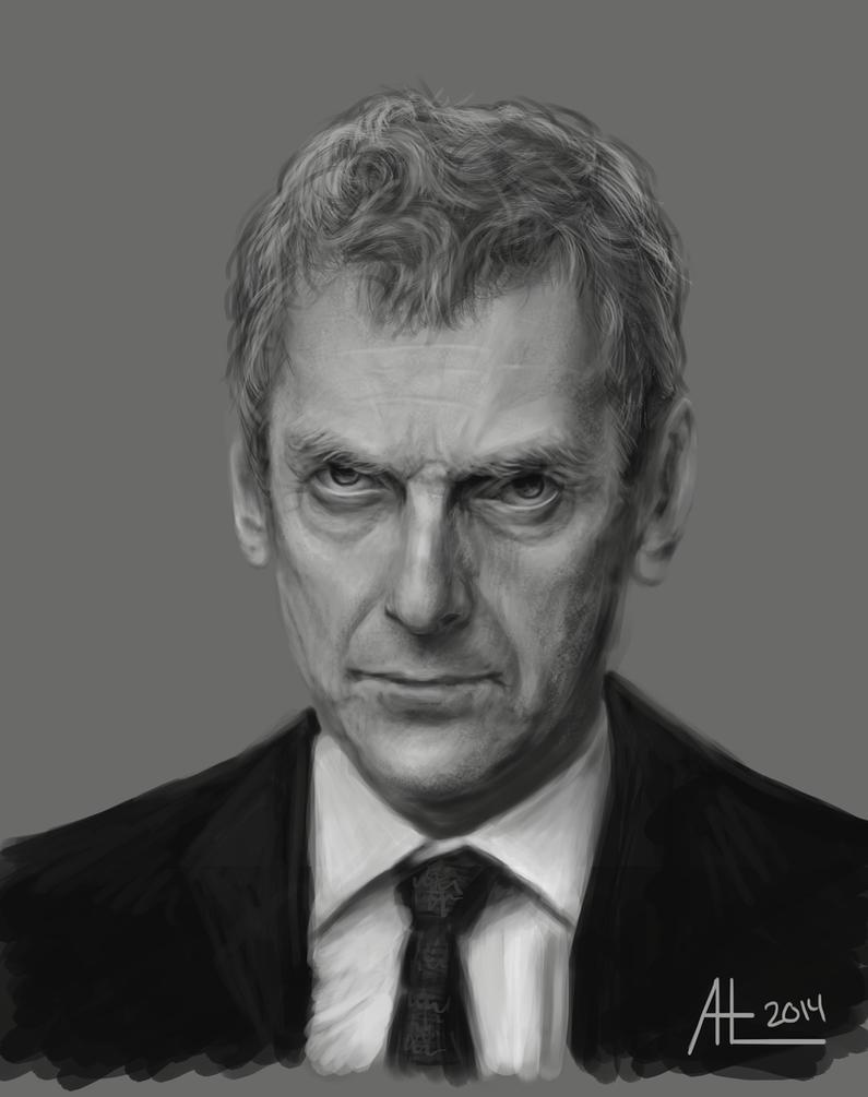 Capaldi by bugsandbears
