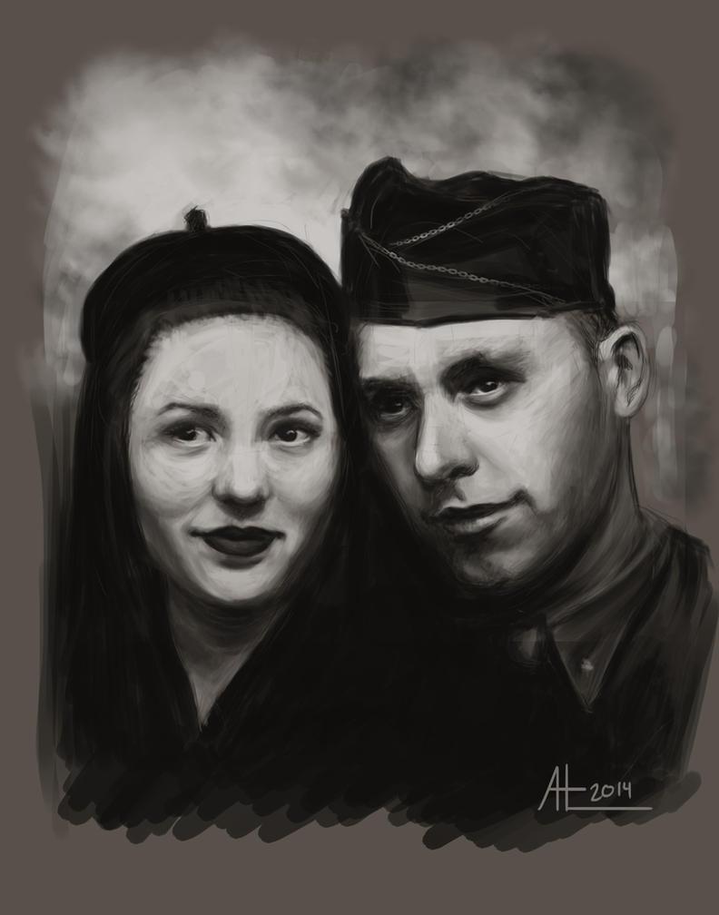 Grandparents by bugsandbears
