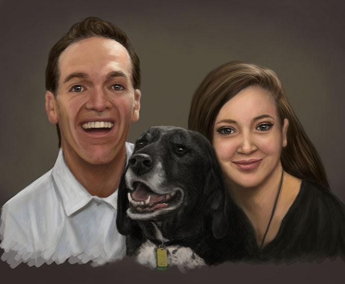 Family Portrait by bugsandbears